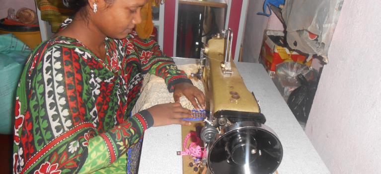 Sponsor A Tailoring Machine